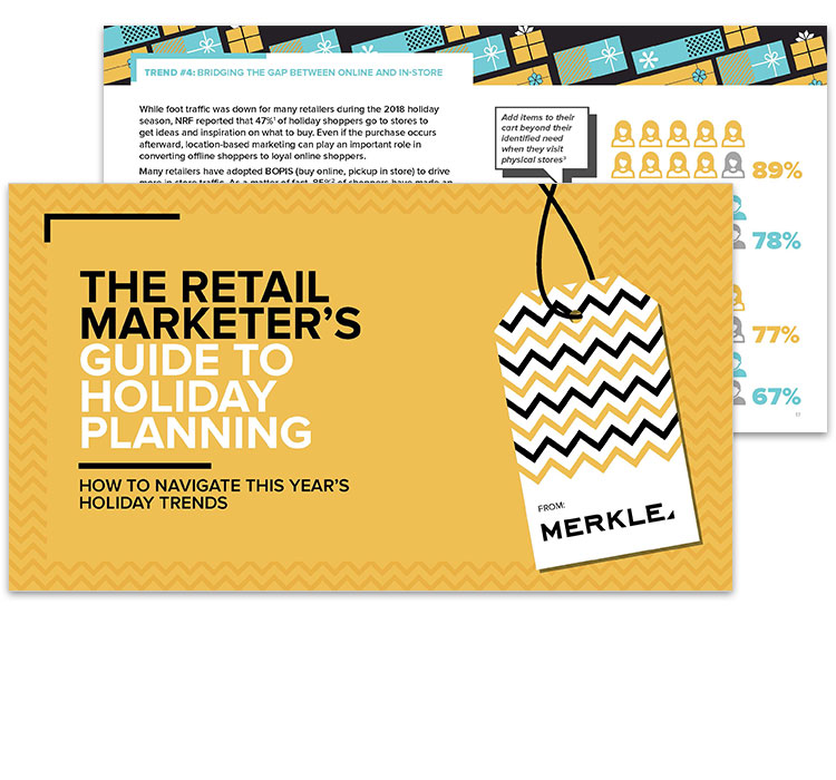 The Retail Marketers Guide to Holiday Planning eBook